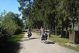 Cycling in Brittany