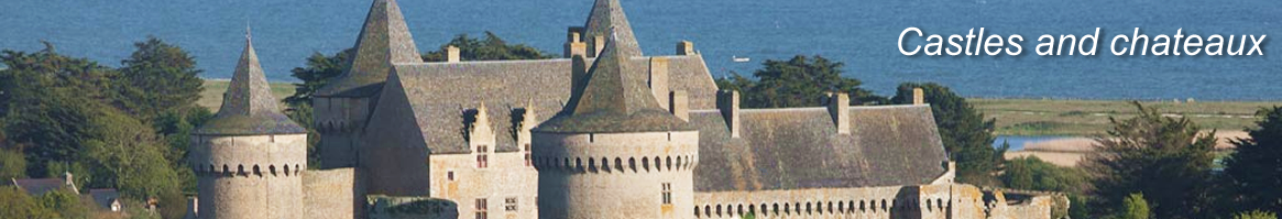 castles in Brittany
